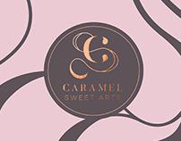 Caramel Sweet Arts Rebrand