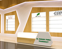 Al DANA Pharmacy Design