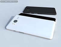 Mid-range smartphone design