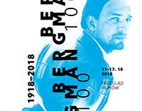 Bergman 100 / poster