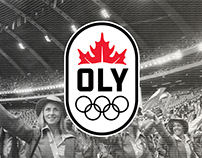 Proposed branding - OLY
