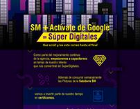 Mail Curso Súper Digitales - Sm + Actívate de Google