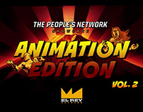 The People's Network Showcase: Animation Edition Vol.2