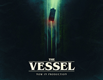 The Vessel - 1 Sheet Sales Poster