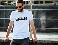 "Soccer Tees: ""Respect"""