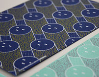Geometric Pattern - Silkscreen