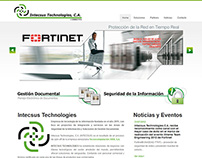 Sitio Web INTECSUS