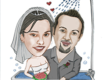 Just Married - Artwork II