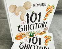 101 Ghicitori / illustrated book