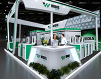 WIDIS group booth