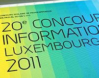 Concours Informatique