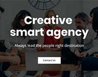 Creative Agency HTML5 Theme