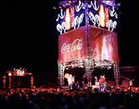 EVENT-NEW YEAR EVE COCA COLA