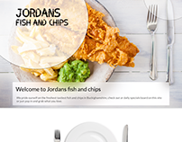 Jordans fish and chips