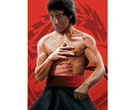 The Dragon Bruce Lee