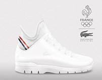 Lacoste Olympic 2018 shoe