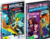 LEGO/Monster High DVD - Westfield Mall Screening