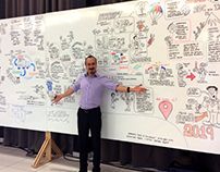 Graphic Recording for Corporate Seminars