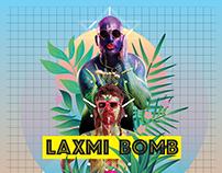 Laxmi Bomb Poster