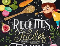 Children's Cookbook for Fleurus Editions