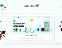 Gobee.bike Website