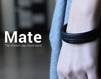 Mate - The modern day mood band