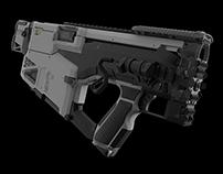 Render Test - Stalked Projectiles SMG
