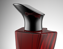 Parfume bottle design