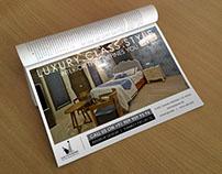 Magazine Advertisement - U&I Interior