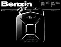 Benzin Typeface