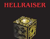 """Movie Poster Redesign: """"Hellraiser"""""""