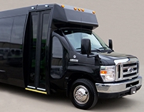 Party Bus Transportation in Chicago