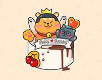 Happy Birthday to Lina