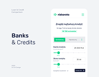 Niskarata | Banks & Credits comparison