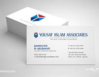 yousaf Islam