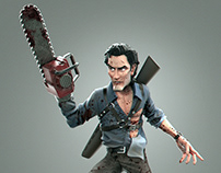 """ASH WILLIAMS"""