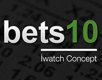 Bets10 - İwatch Design