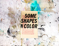 Some Shape In Color Zine