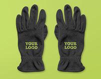 2 Free Glove Mockups