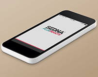SEDNA Remote – UI design