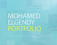 Mohamed Elgendy Portfolio (video)