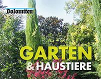 Kilianhof in der Dolomiten Sonderbeilage Garten 2016