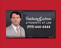 Hardison & Cochran Commercials & Videos