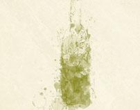 Poster Design Terras Gauda 2015