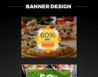 Banner Visual Design Inspiration, Concept, Branding