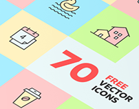 70 Free Vector Icons