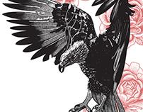 Pheonix Tattoo design