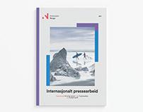 Innovasjon Norge - Internasjonalt pressearbeid 2017