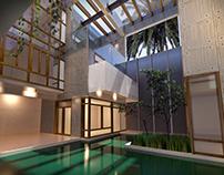 Interior Rendering | SA Residence