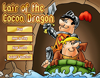 Post Cereal - Lair of the Cocoa Dragon